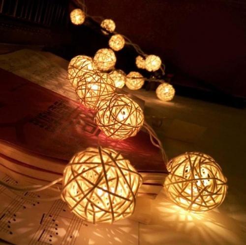 Vovotrade - Guirlande lumineuse