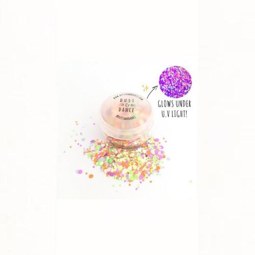 Glitter fluorescents - Dust & Dance