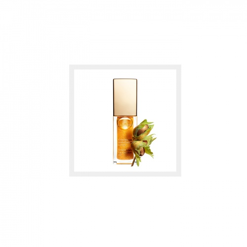 Huile confort lèvres or - Clarins