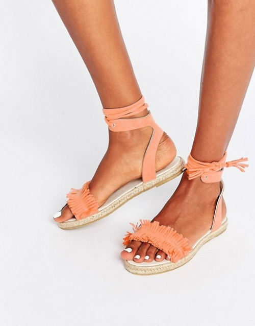 Asos - Sandales plates