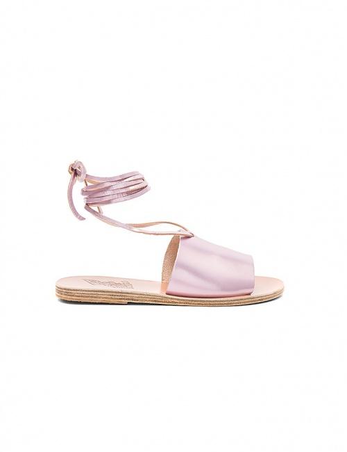 Ancient Greek Sandals - Sandales plates