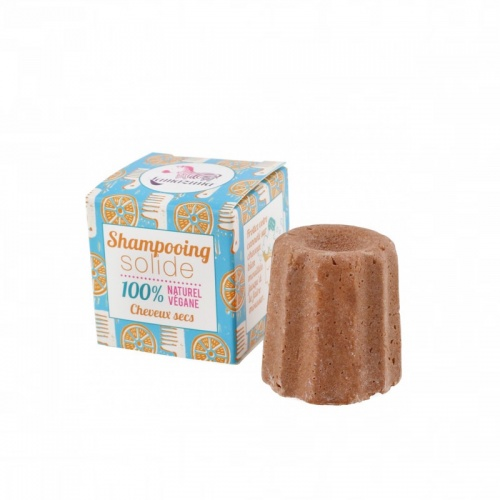 Shampooing solide cheveux secs - Lamazuna