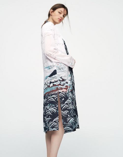 Pull & Bear - Kimono