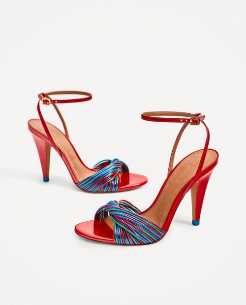Zara - Sandales multicolore