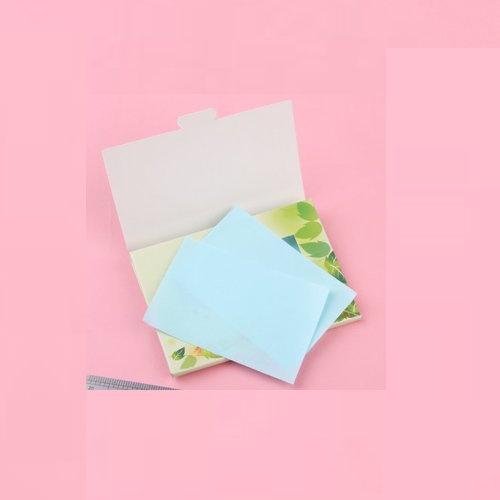 Papier matifiant - Générique