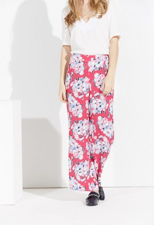 Claudie Pierlot - Pantalon fleurs