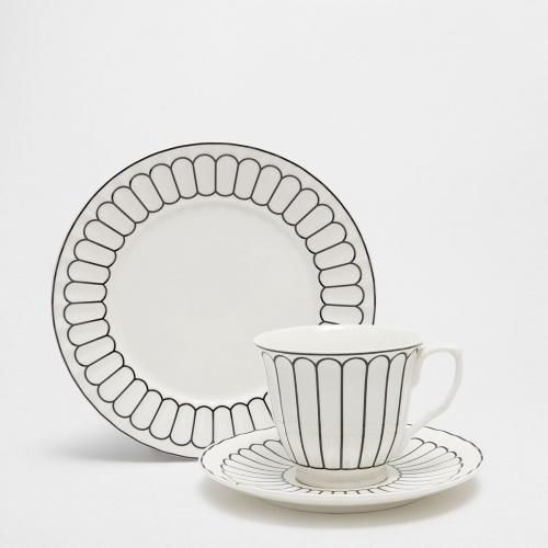 Zara Home - Tasse à thé et soucoupe