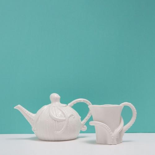 Zara Home - Théière et mug