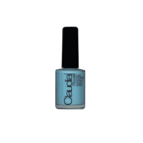 Vernis à ongles bleu ciel - Claudia Rovelli