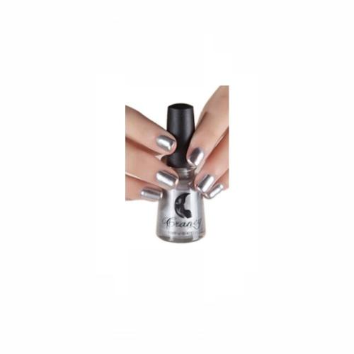 Vernis à ongles argenté - Rawdah