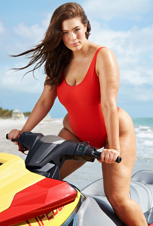 Ashley Graham X Swimsuits for All - Maillot
