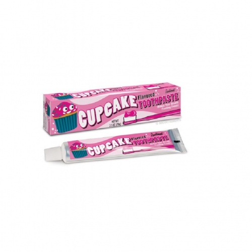 Dentifrice goût cupcake - Flavored Toothpate