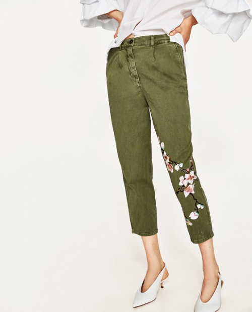 Zara - Pantalon chino