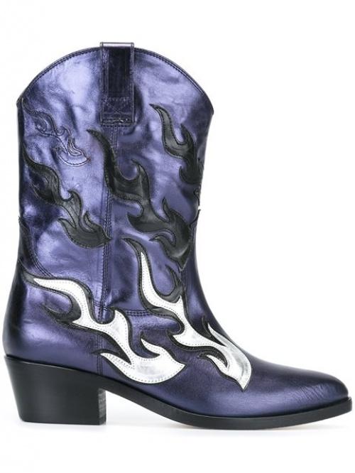 Chiara Ferragni - Boots western