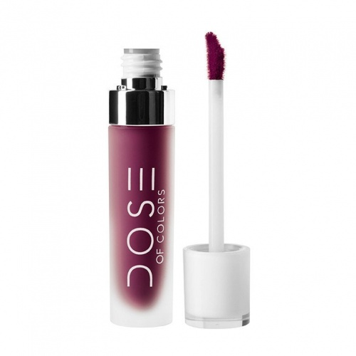 Lipstick velours Berry me - Dose of colors