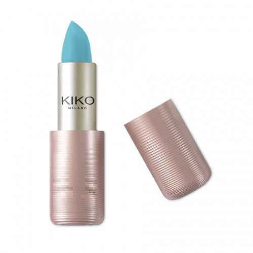 Rouge à lèvres au fini mat Desire Turquoise - Kiko