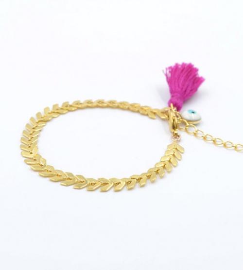 Poupée Rousse - Bracelet