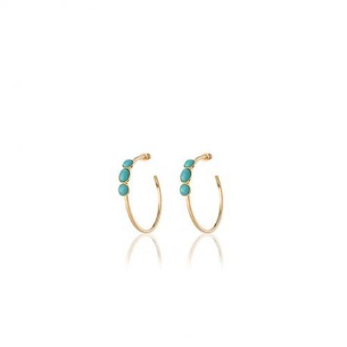 Opale - Boucles d'Oreilles