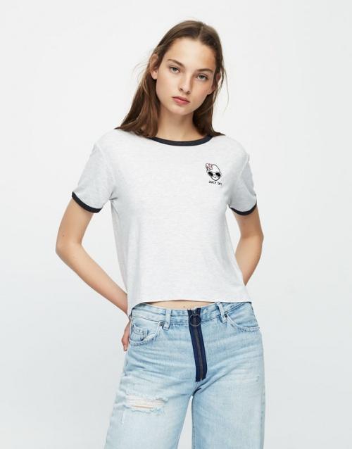 Pull&Bear - T-shirt
