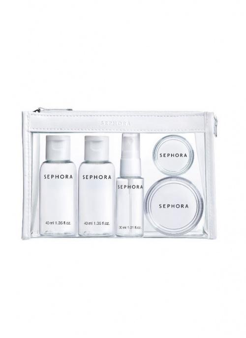 Sephora - Kit de flacons pour avion