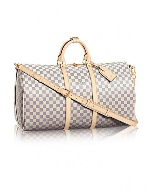 Louis Vuitton - Sac de voyage