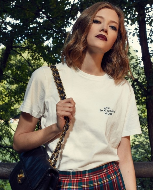 MELIDÉ X TBS - T-shirt