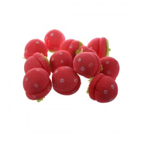 Bigoudis en forme de fraise - Sodial(R)