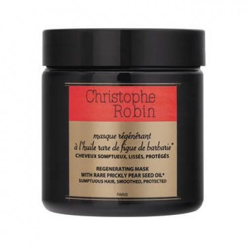 Masque régénérant à l'huile rare de figue de Barbarie - Christophe Robin