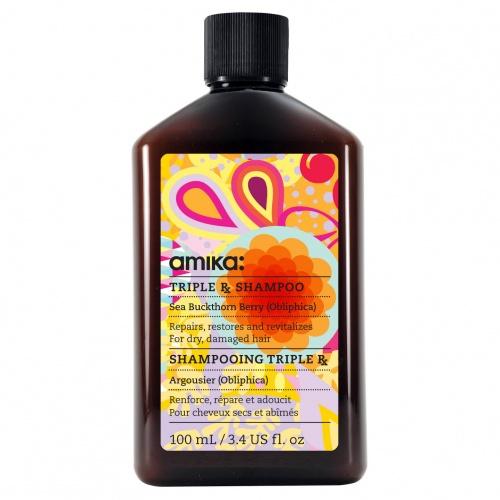 Triple RX Shampoo - Amika