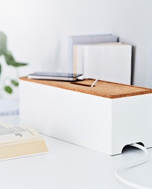Ikea - Boîte pour câbles