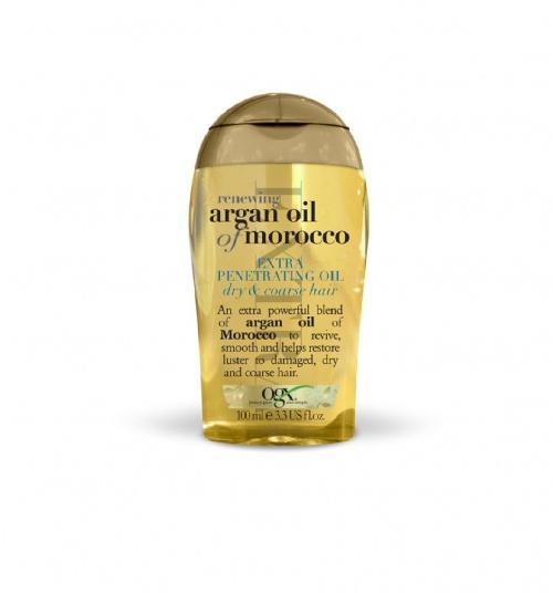 Huile extra-pénétrante à l'huile d'argan - Organix