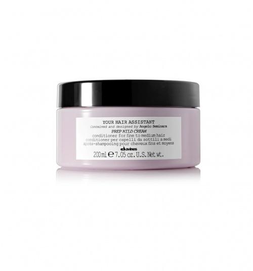 Après-shampooing Your Hair Assistant Prep Mild Cream - Davines
