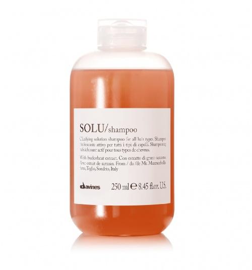 Shampooing rafraîchissant Solu - Davines