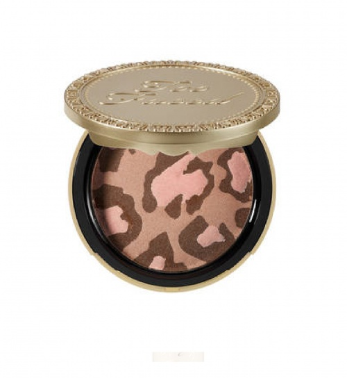 Pink Leopard Bronzer Poudre Bronzante - Too faced