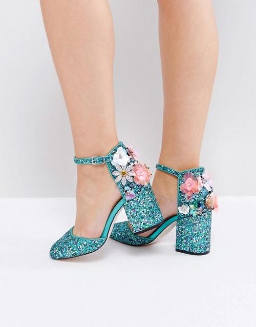 Asos - Chaussures à talons ornementées
