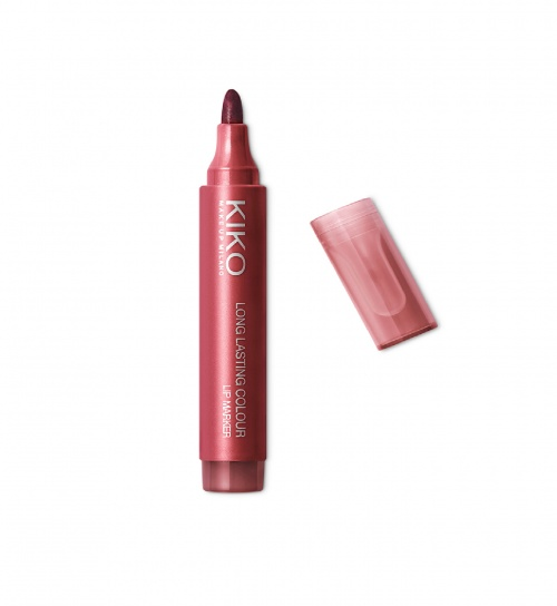 Long lasting colour lip marker - Kiko