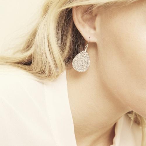 Hipanema - Boucles d'oreilles