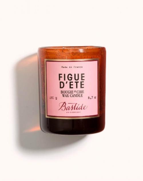 Bougie en cire Figu d'été - Bastide