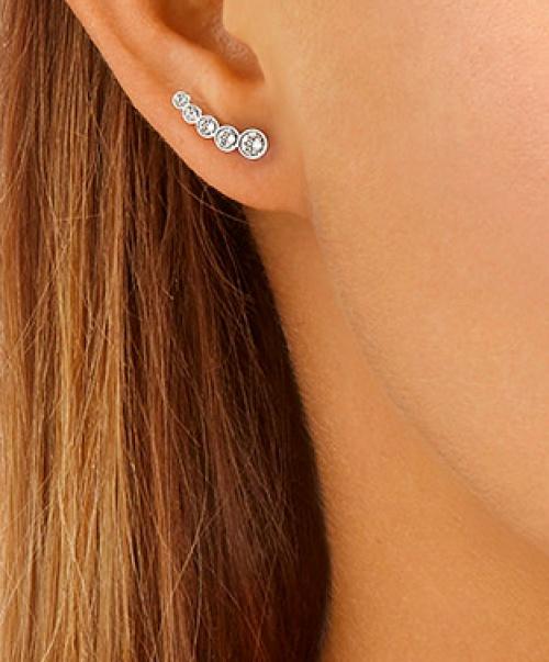 Swarowski - Boucles d'oreilles