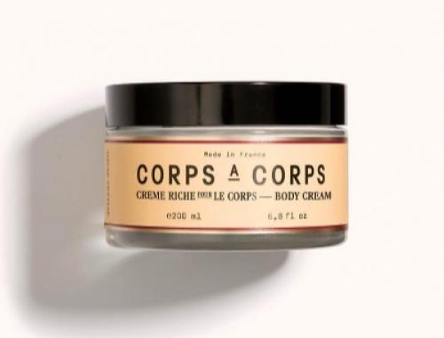 Crème riche Corps-à-corps - Bastide