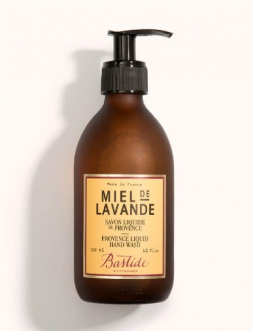 Savon liquide de provence Miel de lavande - Bastide