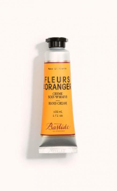 Crème soin pour les mains Fleur d'oranger - Bastide