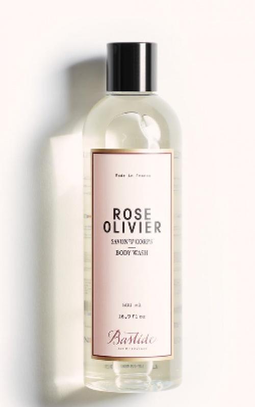 Savon pour la douche Rose olivier - Bastide