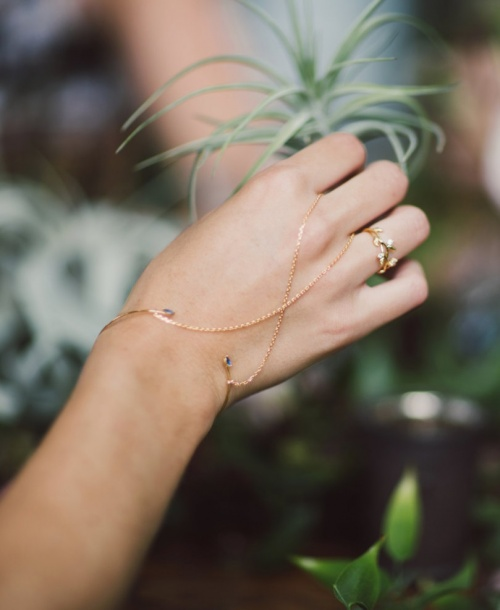 Eugénie Bee - Bijou de main
