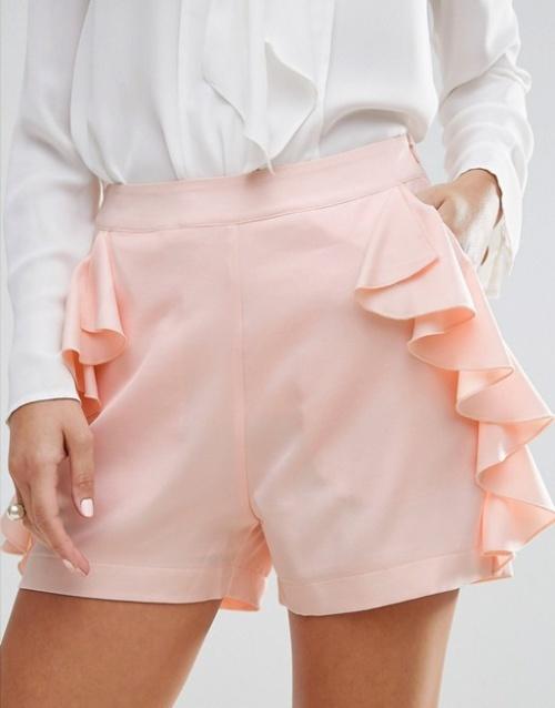 Fashion Union - Short à volants
