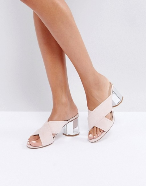 Miss Selfridge - Hexagon - Mules