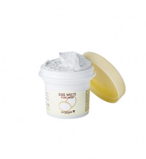 Masque Visage à base de Blanc d'Oeuf - Skin Food
