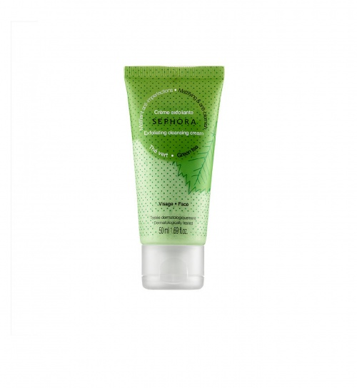 Crème exfoliante Thé Vert - Sephora