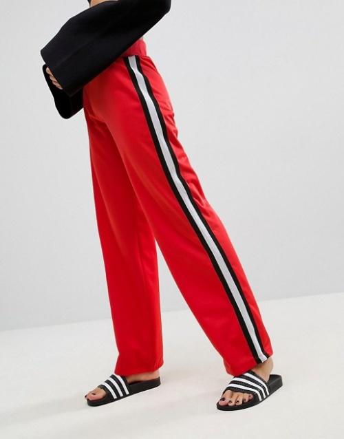 Asos - Pantalon de jogging coordonné à bande rétro