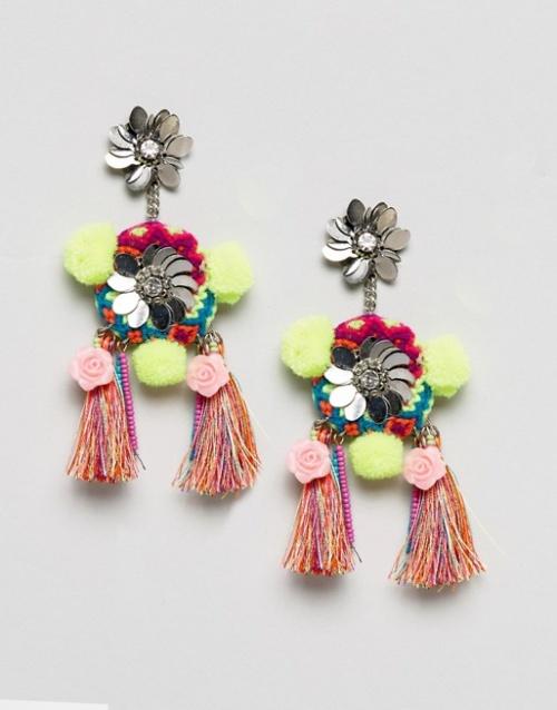 Glamorous - Boucles d'oreilles